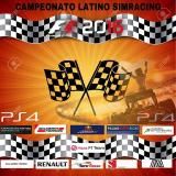 F1 2016 PS4 CAMPEONATOS LATINOS