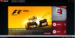 Codemasters Racenet Sitio Web